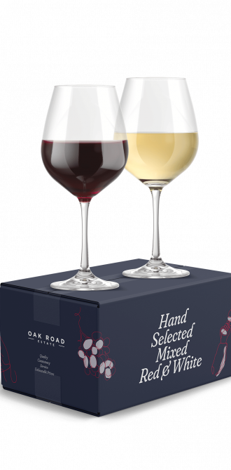 Hand Selected Red & White