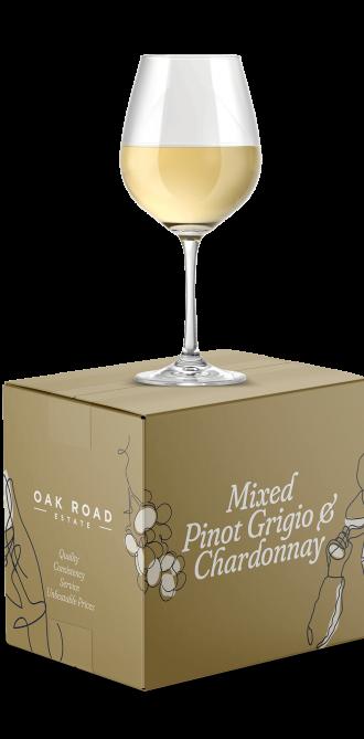 Mixed Pinot Grigio & Chardonnay