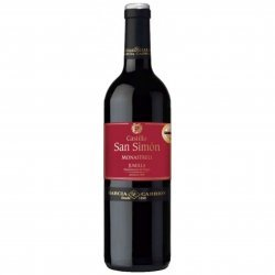 2014 San Simon Monastrell (12 bottles)
