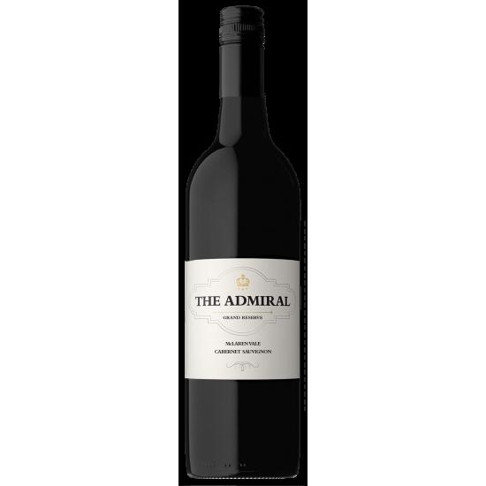 2014 The Admiral McLaren Vale Cabernet Sauvignon  (12 bottles)