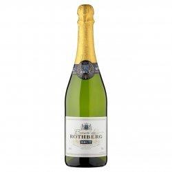 NV Baron de Rothberg French Brut (12 Bottles)
